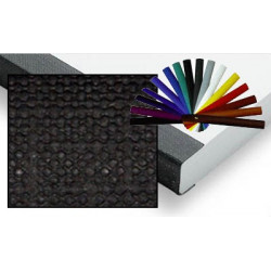 Bandes thermocollantes A4 Wide NOIR