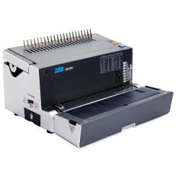 Perforelieur électrique à reliure manuelle Anneaux Plastiques CB-200E