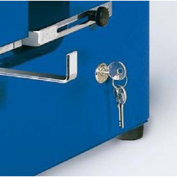 Verrouillage à clé - Option PERFOSET (modèle électrique) PERFOSET ET / EP / EL