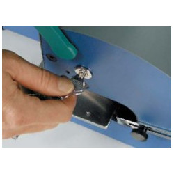Verrouillage à clé - Option PERFOSET (modèle manuel) PERFOSET T1 / T2 / P1 / P2 / L1 / L2