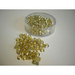 Oeillets couleur or - Boite de 1000