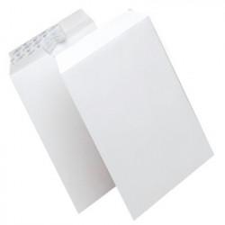 Pochettes Auto-Adhésives 229x324 - ECO Blanc sans fenêtre