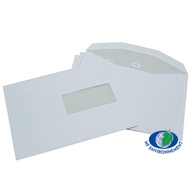 Enveloppes mécanisables Spécial Numérique 1162x229 - fenêtre 45x100mm 20BD/20BB