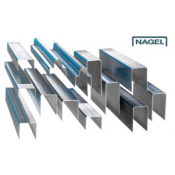 Agrafes 26/6 RI (oeillets) NAGEL
