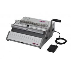 Perforelieur électrique à reliure manuelle SRW 360 COMFORT