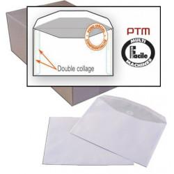 Enveloppes mécanisables 162x229 - sans fenêtre