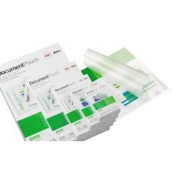 Pochettes A4 - 125 µ - Dos adhésif