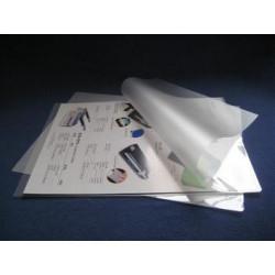 Pochettes A3 - 250 µ - Brillantes