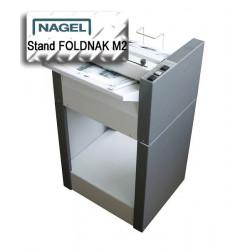 Stand à roulette - Option agrafeuse-plieuse FOLDNAK M2