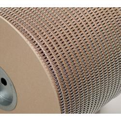 BOBINE Anneaux métalliques Pas 3:1 Ø 9.5mm