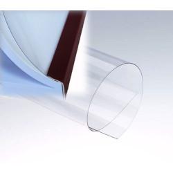 Couvertures PVC TRANSPARENT A4 18/100 - Spécial Fastback
