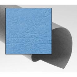 Dos de couvertures A4 Grain Cuir 250g - BLEU CLAIR