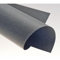 Dos de couvertures A4 Grain Cuir 250g - GRIS