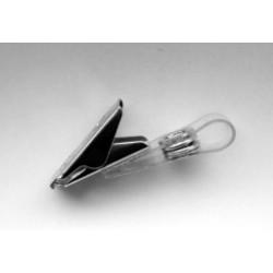 Clips Economiques pinces - DS 16 R Pince bretelle avec lanière renforcée