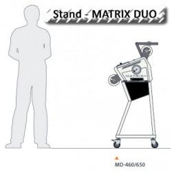 Stand sur roulettes  pour Pelliculeuse MATRIX DUO 460 & 650
