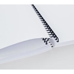 Spirales hélicoïdales / Ø 8mm - NOIR