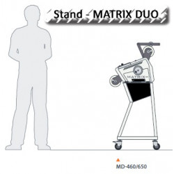 Stand sur roulettes pour Pelliculeuse MATRIX DUO 650