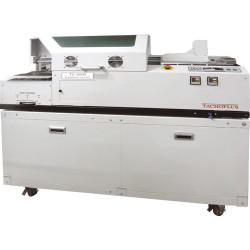 Thermorelieur semi-automatique TC5500 sur stand à roulettes