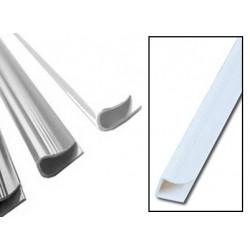 Baguette PVC RELIDO 9-12 Blanc