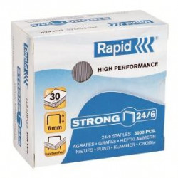 Agrafes 24/6 RAPID Strong