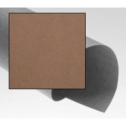 Dos de couvertures A4 Grain Cuir 250g - TABAC
