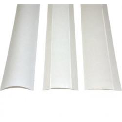 Bandes thermocollantes Perfectback Strip.S - LF Narrow Format A4 -  BLANC.