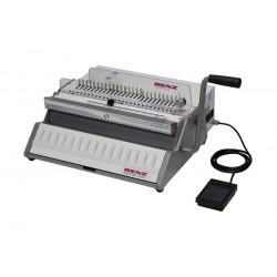 Perforelieur électrique à reliure manuelle ECO 360 COMFORT PLUS