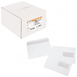 Enveloppes Auto-Adhésives 162x229 - à fenêtre  45x100