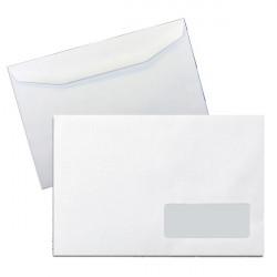 Enveloppes mécanisables 162x229 - fenêtre 35x100mm 20BD/20BB