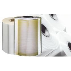 Film retractable Dossé / PVC HP1M - 30µ - Laize 450mmx2 Longueur : 400 mètres.