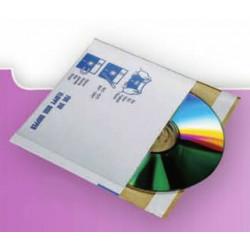 Pochettes CD cartonnées 450gr, format 180x145 - intérieur Miss-Mousse