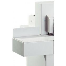 Jeu de 2 tables latérales pour Massicot 48 / 52 / 66 Idéal